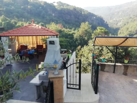 Private room at Dream Valley - Sirjbal, Chouf