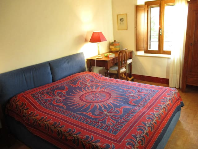 Romantic getaway near Siena - Piscialembita - Apartment