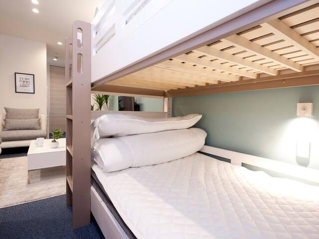 Vicoletto Inn Hakata Sumiyoshi Room 203