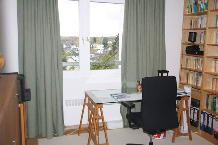 Room with a view 5th floor south Cologne