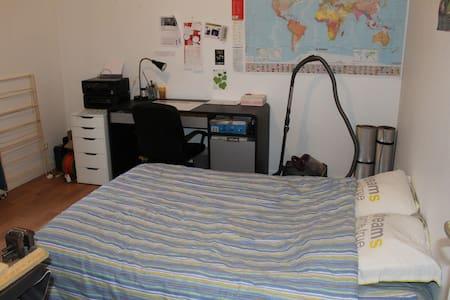 Chambre privée au coeur d'Aniche - Aniche - Apartment