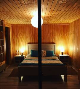 Habitación doble Surf and Stay Pupuya Matanzas