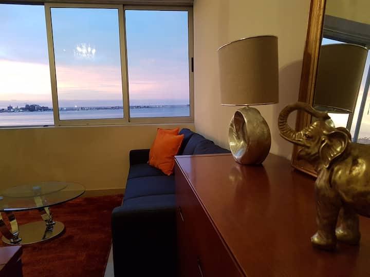 Cozy apartament with sea view