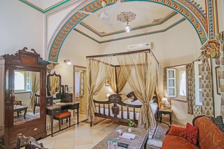 Alsisar Haveli - A Heritage Home