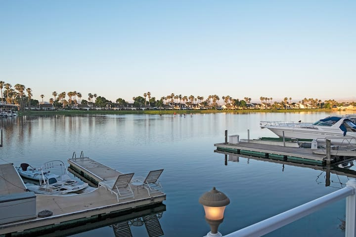 NEW on Airbnb! Deep Water w/ Dock Near Marina