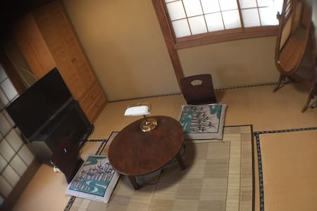 Cats & Japanese traditional room and foods,ODEN. - Shizuoka-shi - House