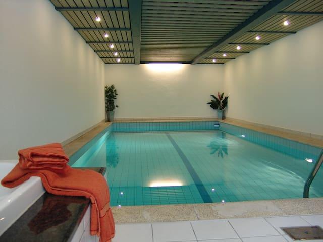 Wellness Urlaub - Schwimmbad  (alleinigen Nutzung)