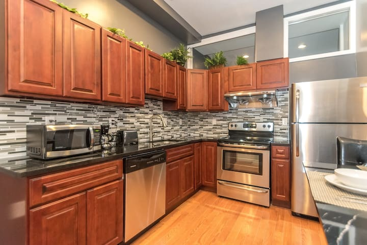 Convention Center 2 BR /2 Bath Apt in Downtown -3B