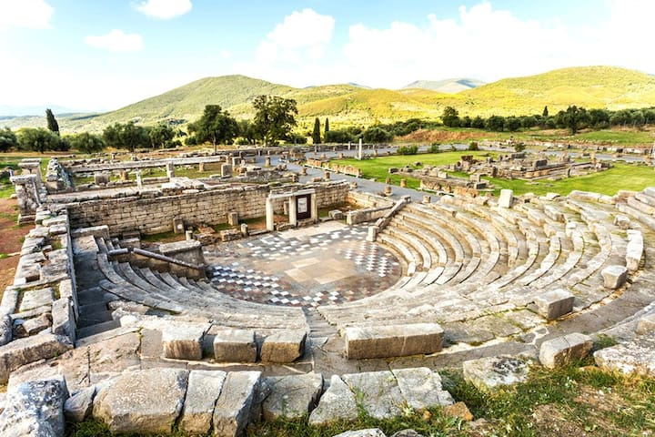 Αρχαία Μεσσηνη