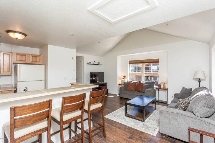 Cozy Winter Park Condo with Radiant Heat!