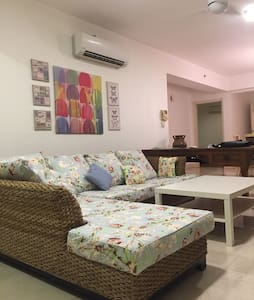 Mid Vally【山间居】公寓民宿Northpoint condo - Kuala Lumpur  - Appartement