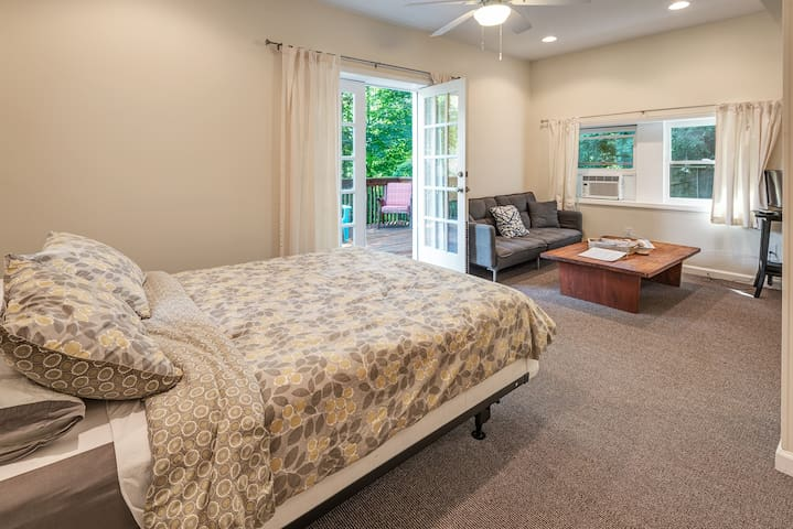 Kenilworth Cottage-close to downtown Asheville