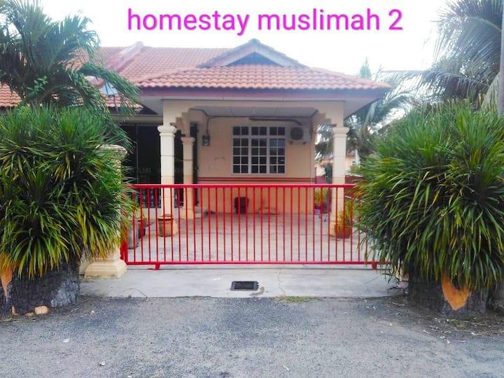 Homestay muslimah 2