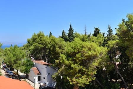 Apartments Funda / Two Bedrooms Sunce 4+1 A20 - Necujam