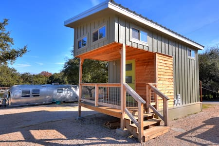 Lake Buchanan Tiny House