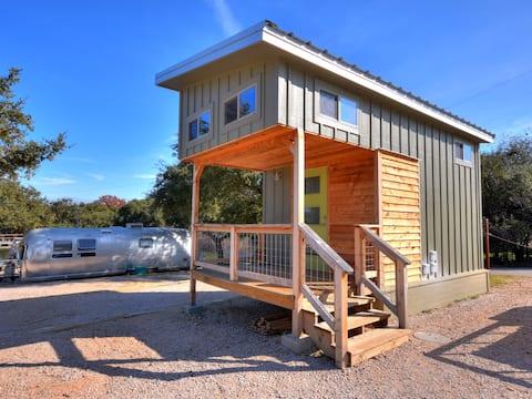 Lake Buchanan Tiny House