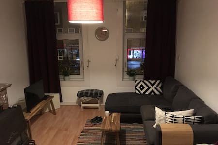 Spacious but cosy apartment near the 'Pijp' area! - Amsterdam