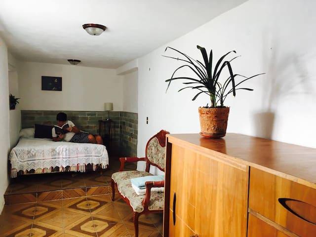 Casa del Cuyo. (En el centro de Guanajuato)