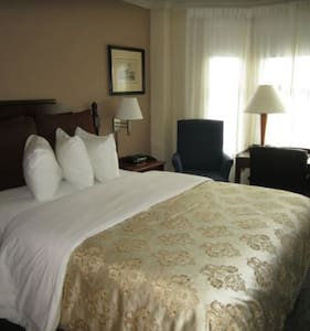 Comfy hotel style suite Near the opera and culture - San Francisco