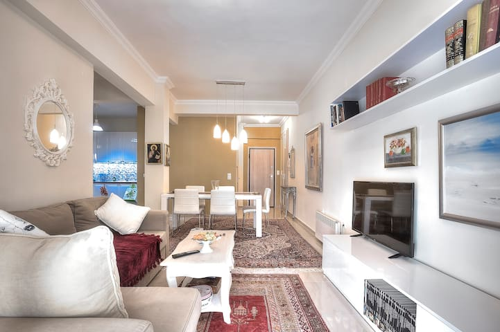 Brand New luxury central apartment - Thessaloniki - Lägenhet