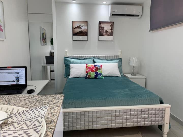 Independent room at Bella Vista wifi ilimitado40MB