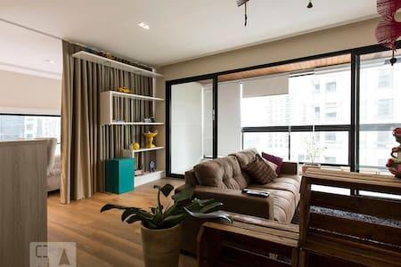 Moderno, Completo, Confortável e Bem localizado - São Paulo - Loft