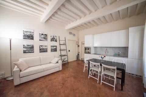 Apartamento centro histórico de Volterra