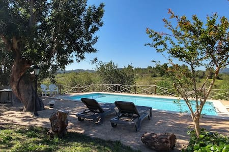 Majorcan finca with pool next to Palma - 帕爾馬 - 別墅
