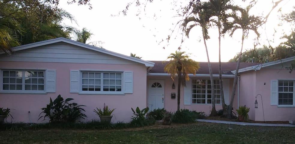 Coco Cottage - Miami - Maison