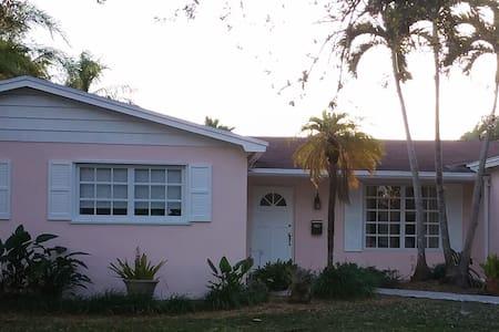Coco Cottage - Майами - Дом