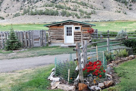 Homesteader Cabin - Thermopolis