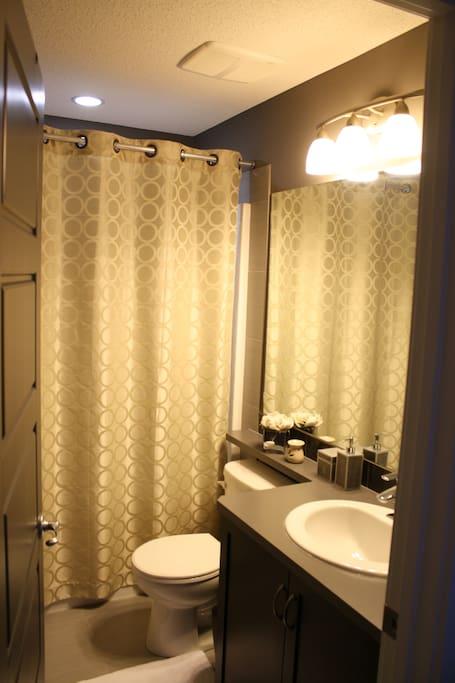 Your Bathroom with bath tub