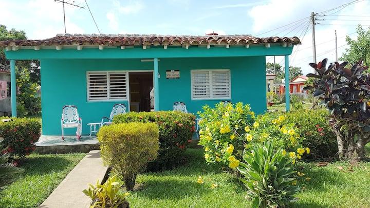 Casa Sergio y Caridad (1 hour free +1 piña colada)