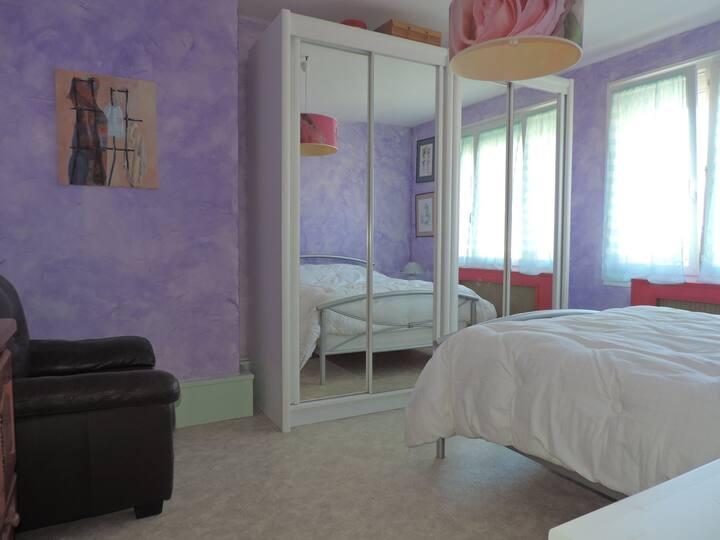 Chambre sur la Côte d'Opale