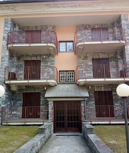 Delizioso appartamento affacciato sulle montagne - Santa Maria maggiore - Wohnung