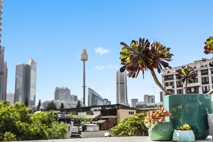 Your studio in Sydney