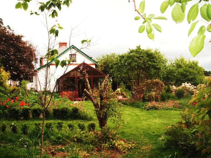 Scollagrove House, Devon/Cornwall border