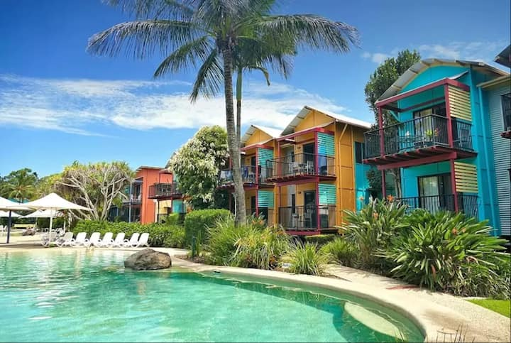 Noosa Holiday Accommodation..3
