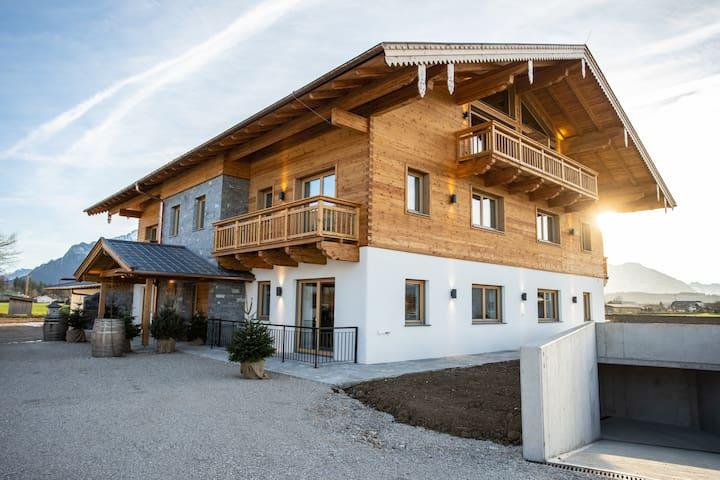 Schönes Apartment nahe der Stadt Salzburg (A1)
