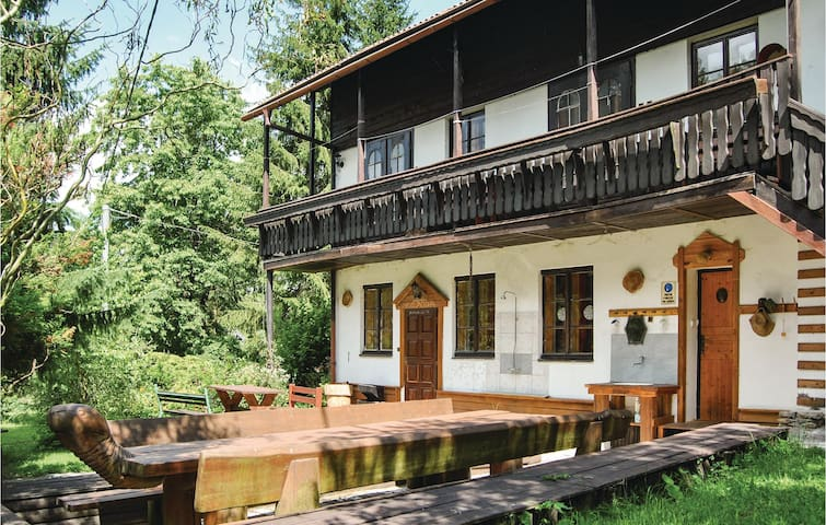 Holiday apartment with 2 bedrooms on 98m² in Potucnik-Hanusovice