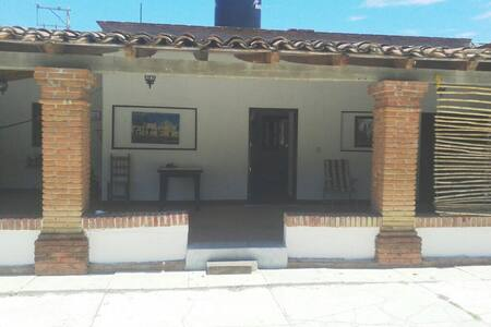 casa campestre - San Juan del Estado