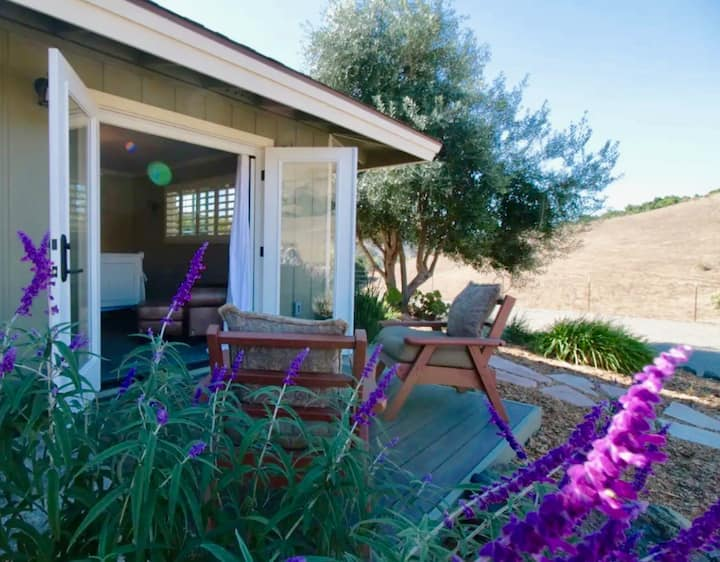 Charming Studio Ranch Stay in Cambria CA