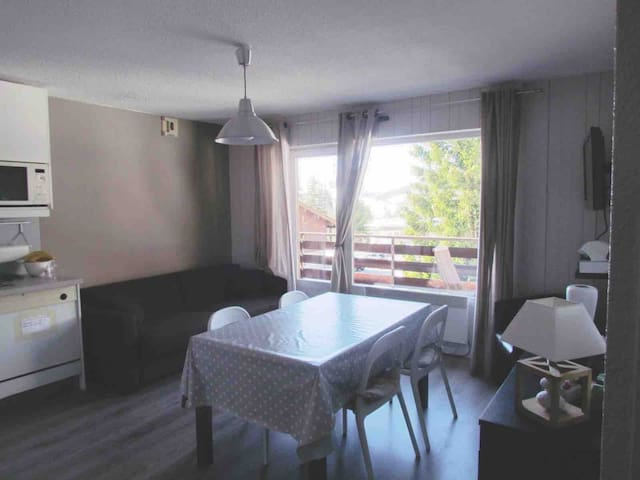 Appartement T3 au Grand Bornand-Le Chinaillon