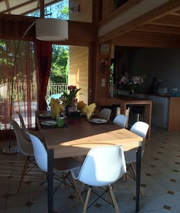120 m2 Family home at the border of the city - Besançon - Talo