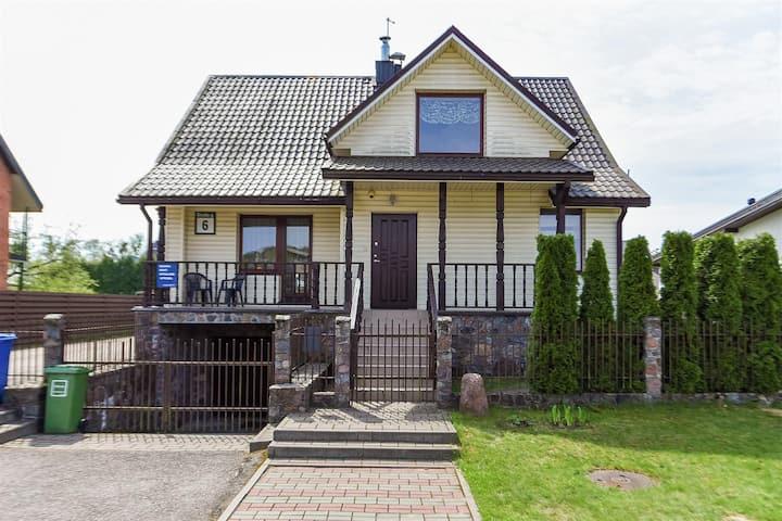 Cozy house in Druskininkai