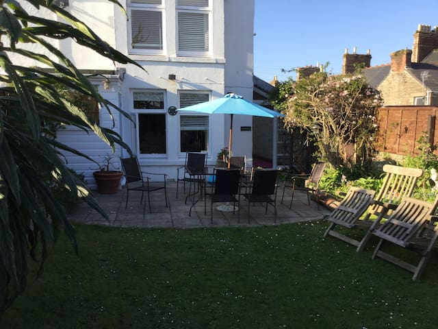 Town house with garden and parking - Penzance - Casa