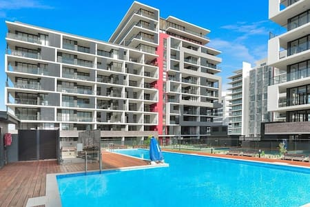 Wollongong CBD Crown Apartment
