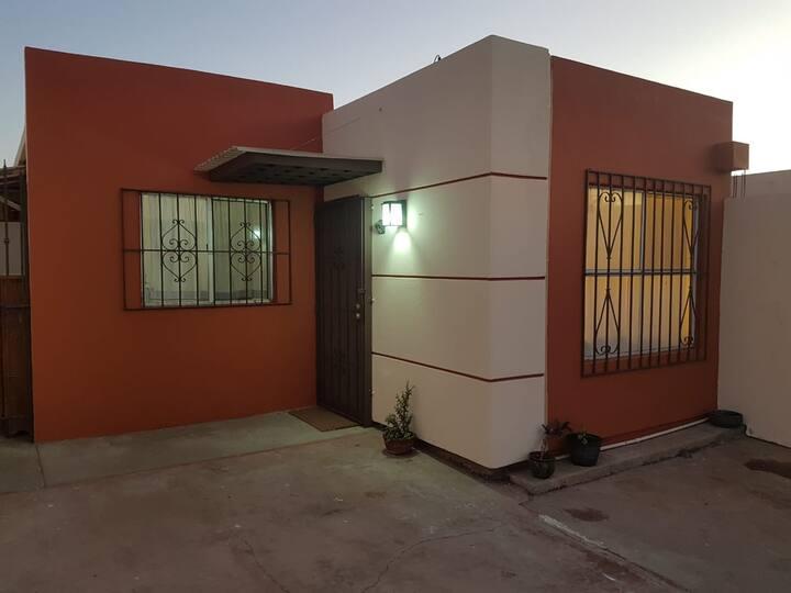 Hermosa casa en Ensenada espera tu visita!