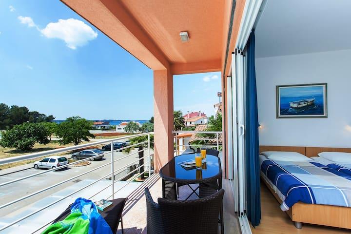 Adriatic, Apartment, Seaview