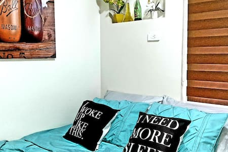 Fully furnished condo in Sucat Paranaque